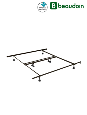 Picture of Metal bed base