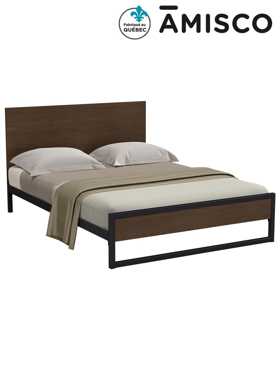 Picture of Queen plateform bed