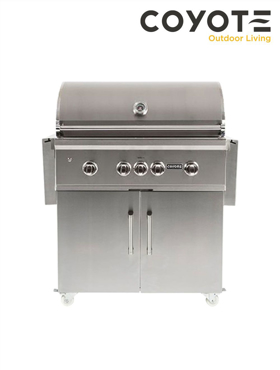 Picture of Barbecue tête et chariot - 90 000 BTU