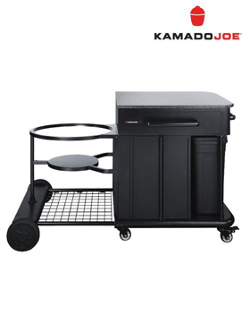 Picture of Chariot modulaire pour barbecue Classic Joe