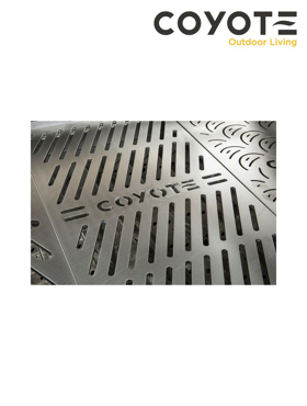 Picture of Grilles signature barbecue Coyote