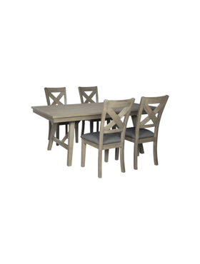 Picture of 5 pieces dining set
