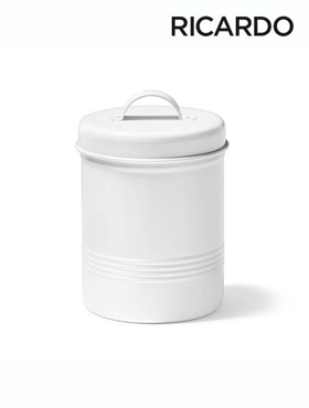 Picture of 3 L White Metal Food Container