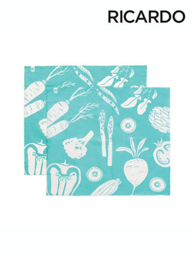Picture of Set of Large Reusable Food Wraps