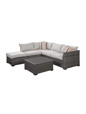 Picture of Sectional & table