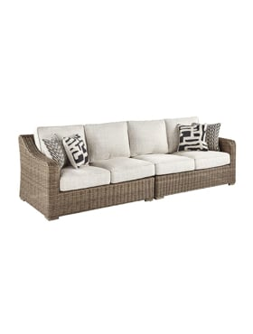Picture of Set of loveseats