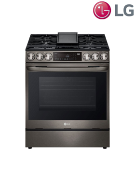 Picture of 6.3 cu. ft. Gas Range with Convection