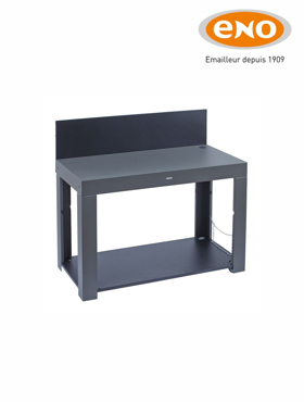 Picture of Chariot Felix table grise