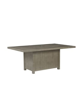 Picture of Gas fireplace table