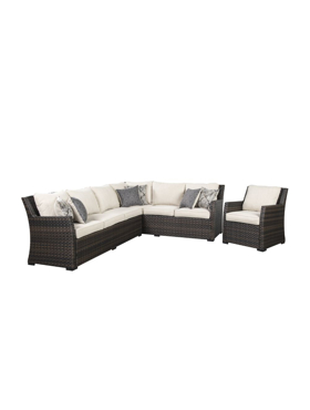 Picture of Sectional & chair