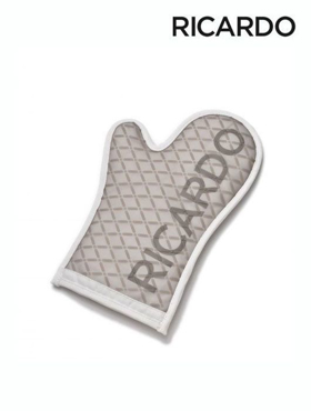 Picture of Beige Silicone Oven Mitt
