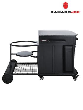 Image de Chariot modulaire pour barbecue Classic Joe