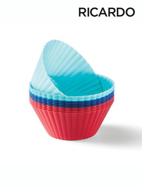 Picture of Set of Mini-Muffin Moulds