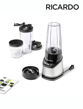 Picture of Personal Blender 9 pieces Set