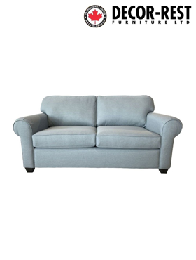 Picture of Sleeper loveseat  with pillows