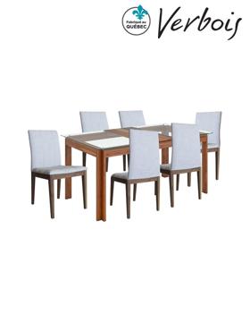 Image de Mobilier de salle à manger 7 morceaux