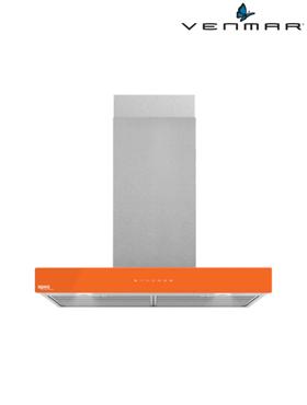 Image de Façade de verre Orange