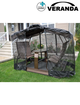 Picture of Screen shelter