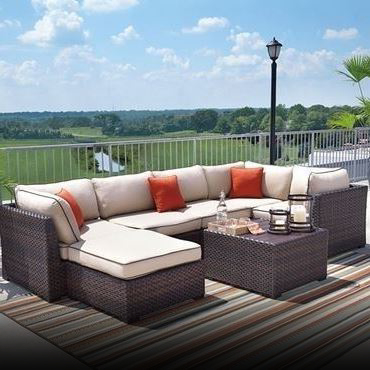 Picture for category Sectionals & sofas